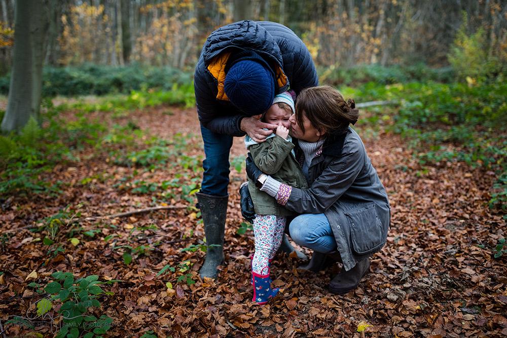 family documentary photo shoot in Kent