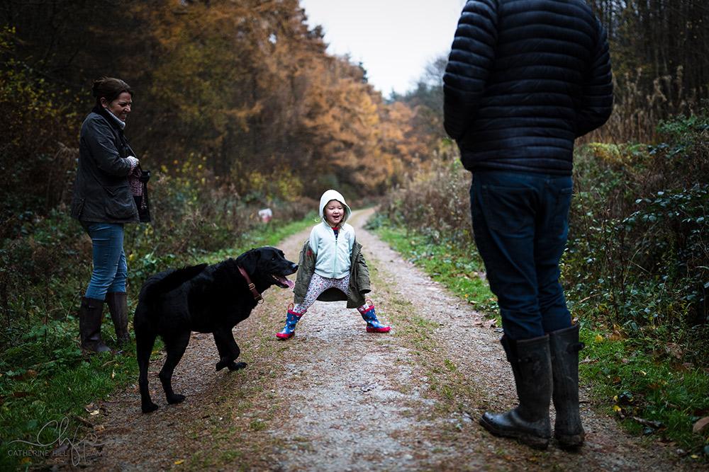 family documentary photo shoot