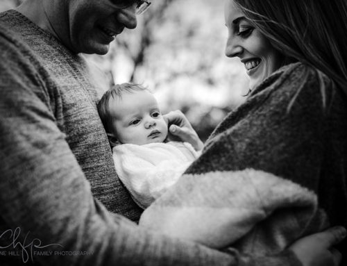 New begginings Family Photo Shoot – Hannah, Dan & Evie