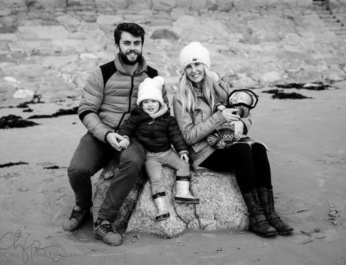 Documentary-Style Jersey Family Photography – Emma, Pete, Seraphina & Madoc