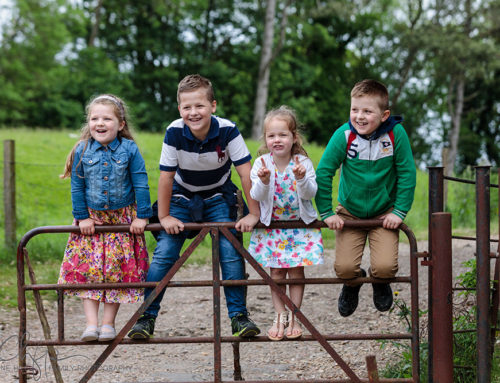A Family Outing – Natural Family Photography